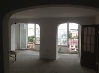 Трёхкомнатная квартира в белом варианте